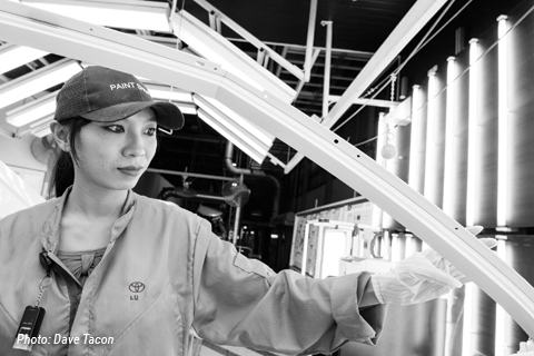 Toyota Manufacturing Plant, Altona, Melbourne, Australia