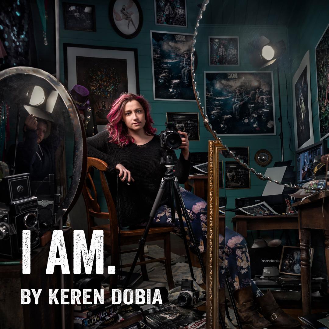 KerenDobia_I AM - The Photographer_1080